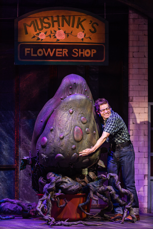 Photo Flash: Get a First Look at LITTLE SHOP OF HORRORS At The Cape Playhouse