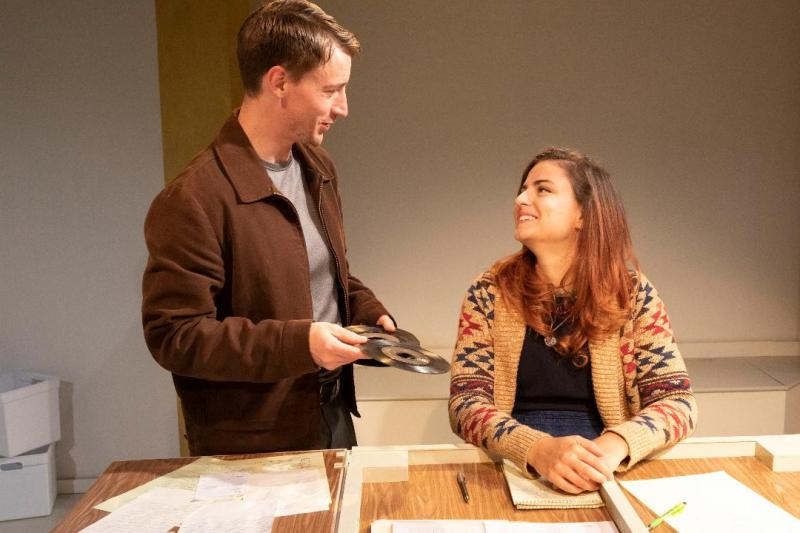 BWW Review: VOYAGER ONE at NJ Rep-An Intriguing Story of Humanity and the Future