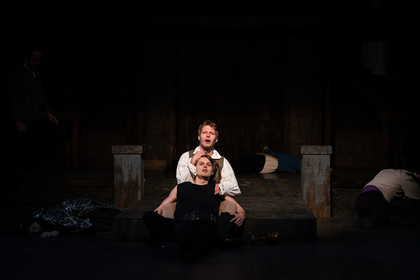 Photo Flash: Richmond Shakespeare Festival Presents THE TEMPEST And HAMLET