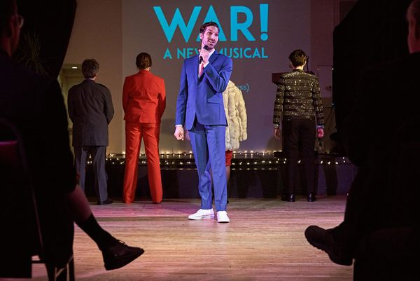 WAR! - Daniel Patrick Smith  Photo