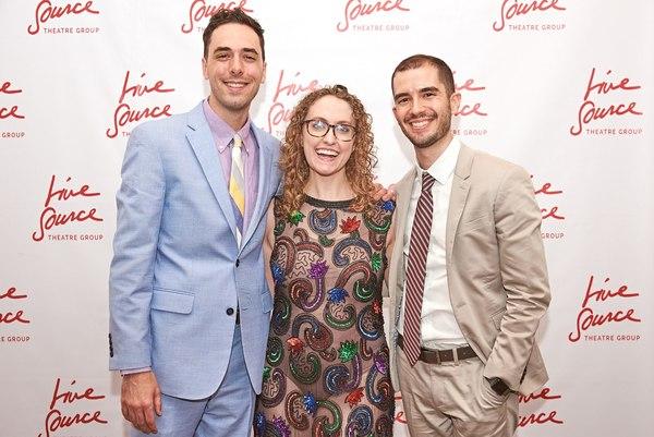 Chris Dieman, Emma Miller, Tyler Mercer  Photo