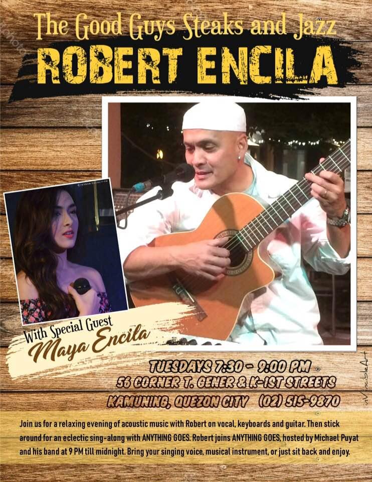 BWW Interview: Robert Encila - Heart and Soul
