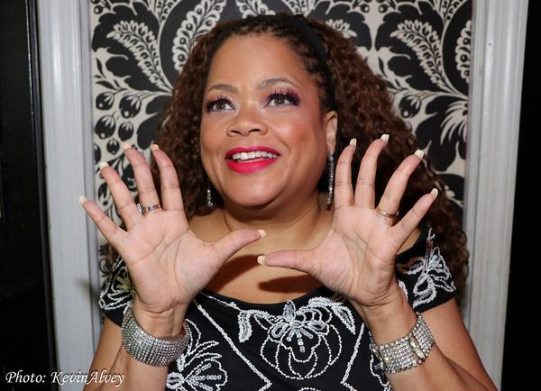 Photo Flash: Broadway at Birdland Welcomes Natalie Douglas