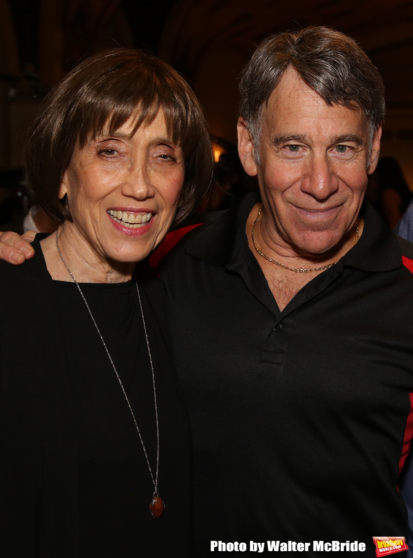 Photo Coverage: Inside the Opening Night After Party For WORKING at Encores! Off-Center