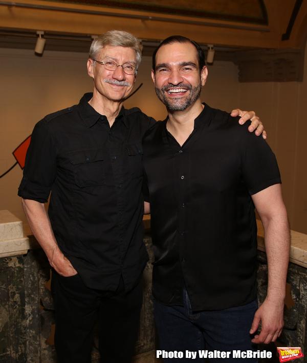 David Garrison and Javier Munoz