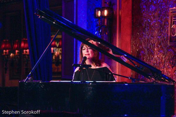 Photo Coverage: Ann Hampton Callaway brings Jazz Goes To The Movies to Feinstein's/54 Below