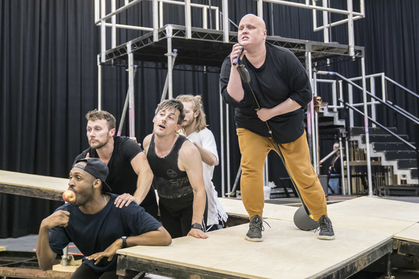 Photo Flash: First Look at JESUS CHRIST SUPERSTAR at The Barbican