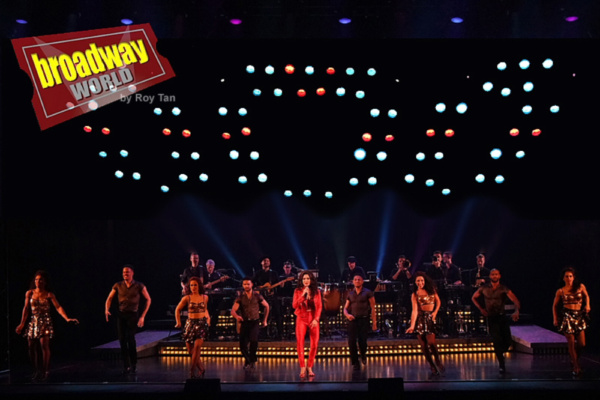 Photo Flash: First Look at ON YOUR FEET in London