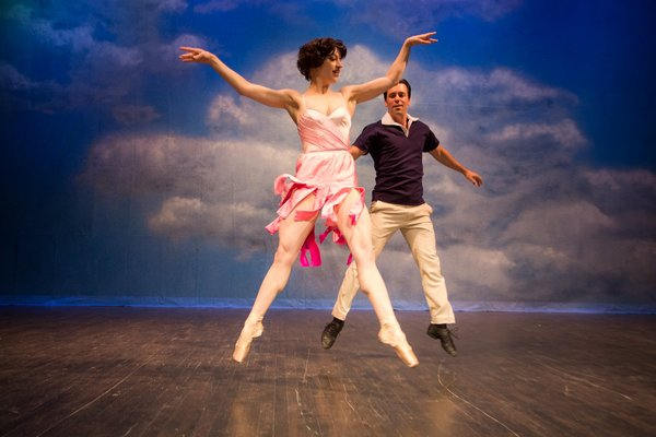 Julie Eicher and Clyde Alves Photo