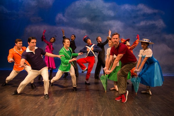 Photo Flash: Get A First Look At AN AMERICAN IN PARIS at MT Wichita