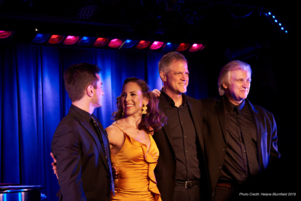 Photo Flash: Dawn Derow Presents THE HOUSE THAT BUILT ME At Laurie Beechman Theatre