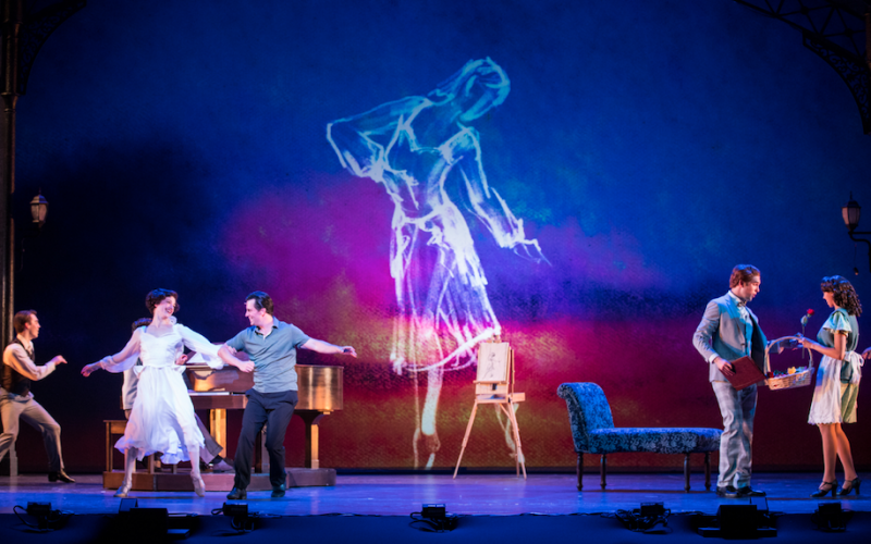 BWW Review: AN AMERICAN IN PARIS at Music Theatre Wichita, Around the World in 14 Days
