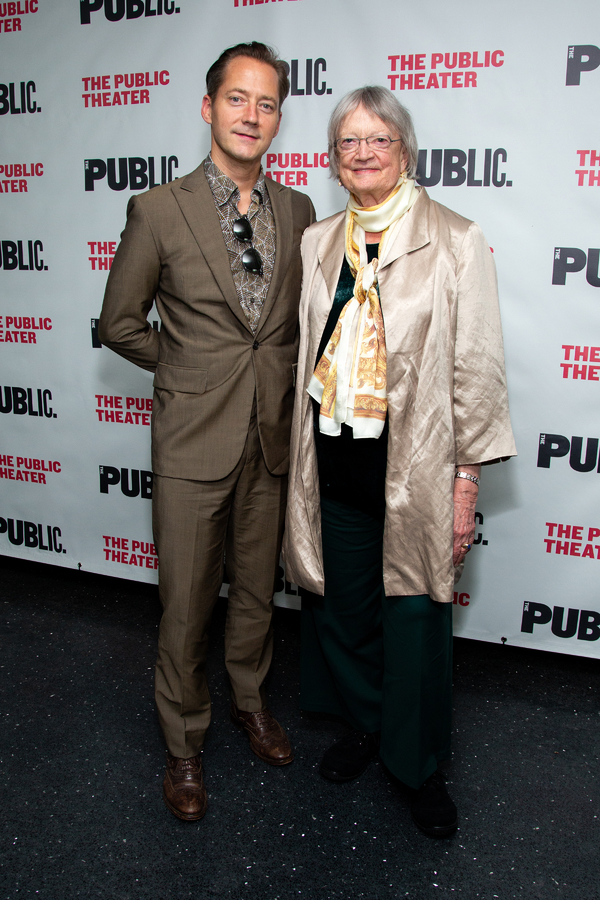 Photo Coverage: Go Inside Opening Night of WE'RE ONLY ALIVE... at the Public!