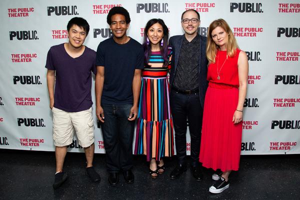 Tyler Hsieh, Josh Henderson, Jessica Wang, John Blevins, Tomina Parvanova Photo