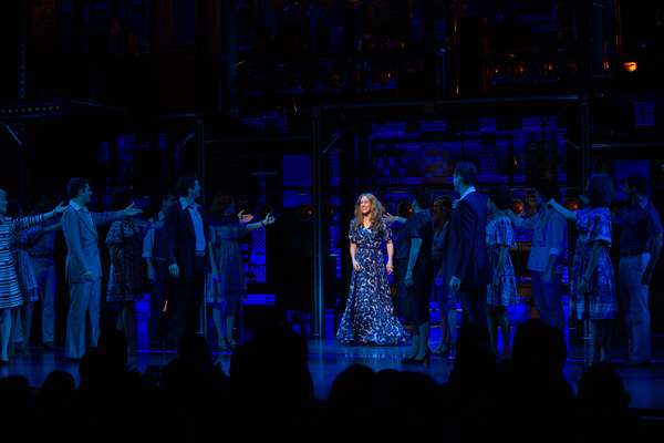Photo Coverage: Vanessa Carlton Makes Her Broadway Debut in BEAUTIFUL