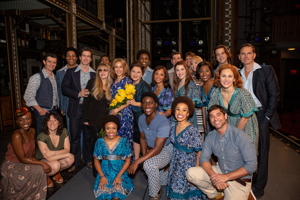 Vanessa Carlton, Stevie Nicks, and the cast of Beautiful