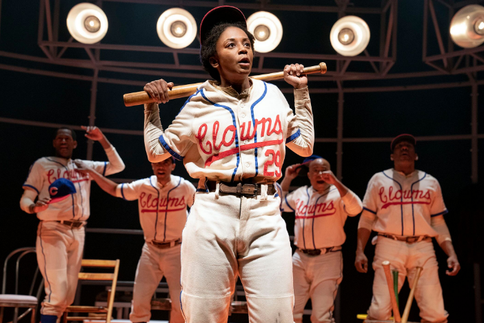 BWW Review: Lydia R. Diamond's TONI STONE, Inspired By The Story of a Baseball Pioneer