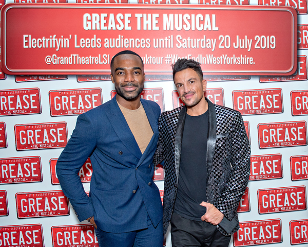 Photo Flash: Inside Press Night For the UK and Ireland Tour of GREASE in Leeds