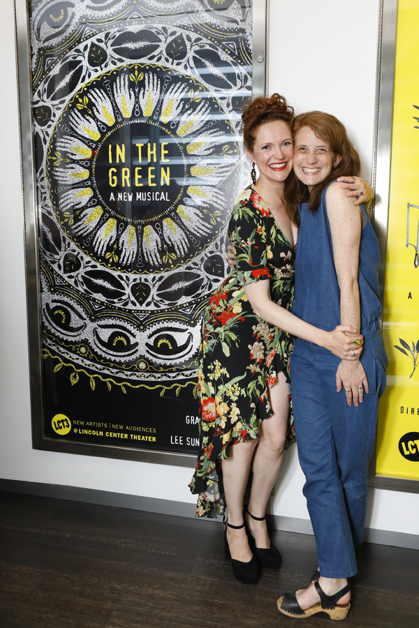 Photo Flash: Grace McLean's IN THE GREEN Opens At Lincoln Center
