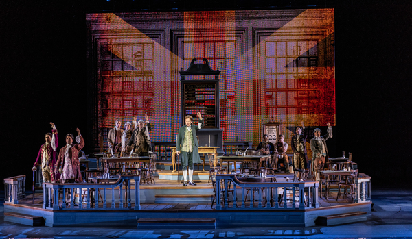 Photo Flash: Bobby Conte Thornton, Ali Ewoldt, Robert Petkoff And More Star In 1776 At The Muny
