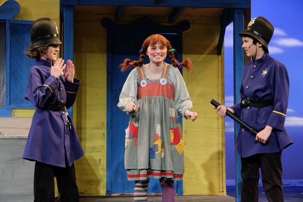 Photo Flash: San Diego Junior Theatre Presents PIPPI LONGSTOCKING
