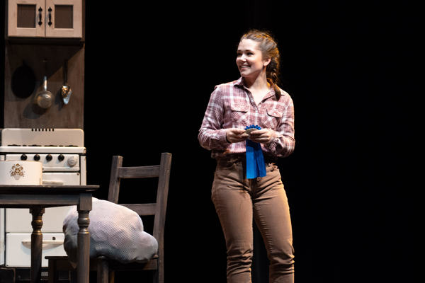 Photo Flash: BRIDGES OF MADISON COUNTY at SOPAC this Weekend