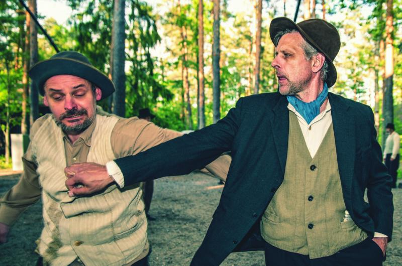BWW Review: ROSVOT (ROBBERS) Echoes at Taabori and Stays Resonating in Your Mind and Emotions