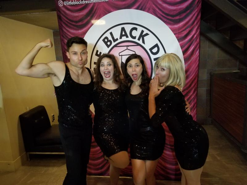 BWW Review: HUMOR AND HEART - THE LITTLE BLACK DRESS RETURNS to Straz Center For The Performing Arts