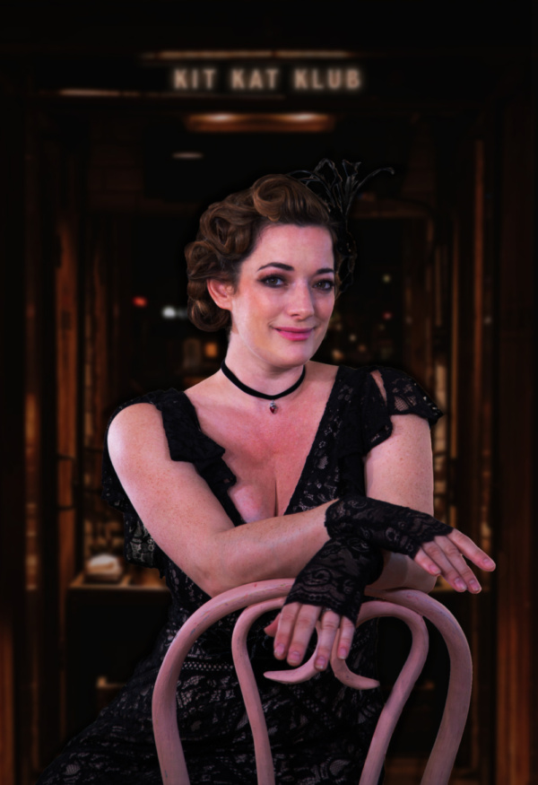 Photo Flash: First Look At Laura Michelle Kelly and More in CABARET at CRT