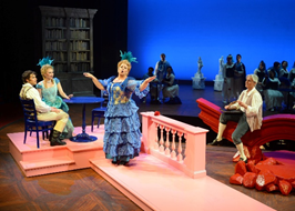 BWW Review: CANDIDE at Des Moines Metro Opera: A Beautiful Kaleidoscope That Makes the Best of all Possible Shows