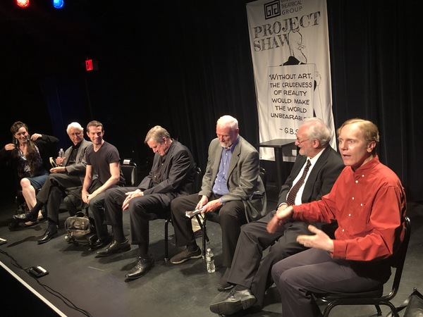 Photo Flash: First Look at Project Shaw's THE PHILANDERER