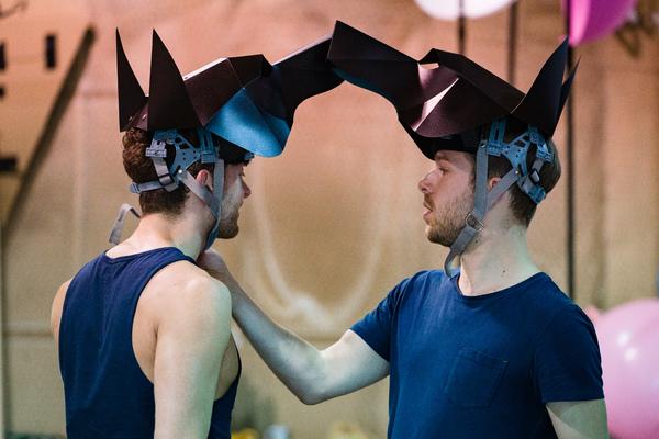 Greg Bernstein and Matthew Churcher Photo