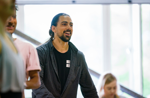 Photos: Inside Rehearsal For Sally Cookson's PETER PAN at Troubadour White City Theatre