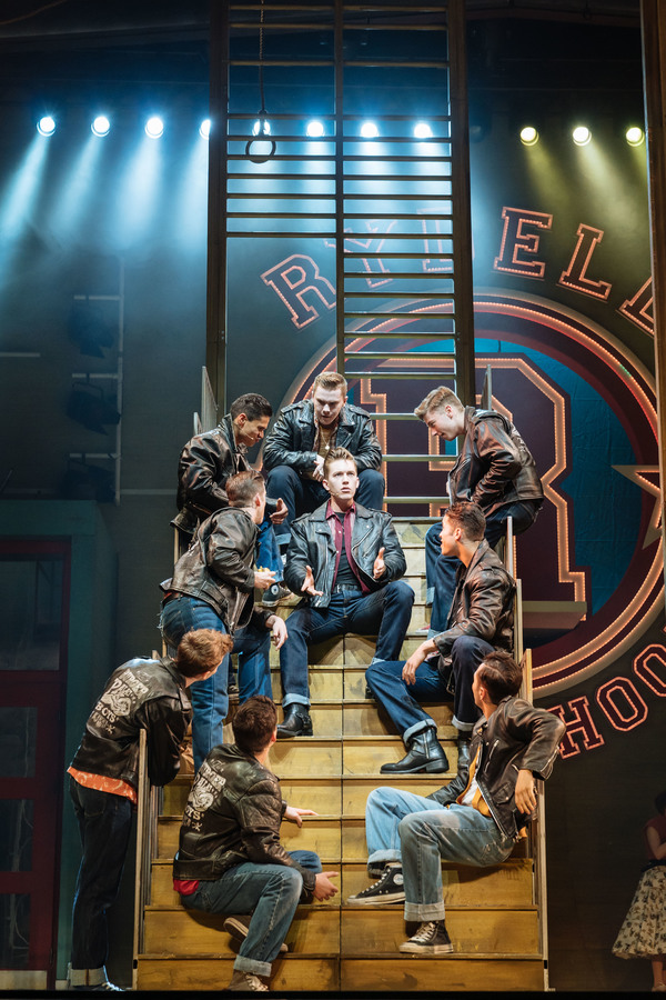 Photo Flash: First Look at the UK and Ireland Tour of GREASE