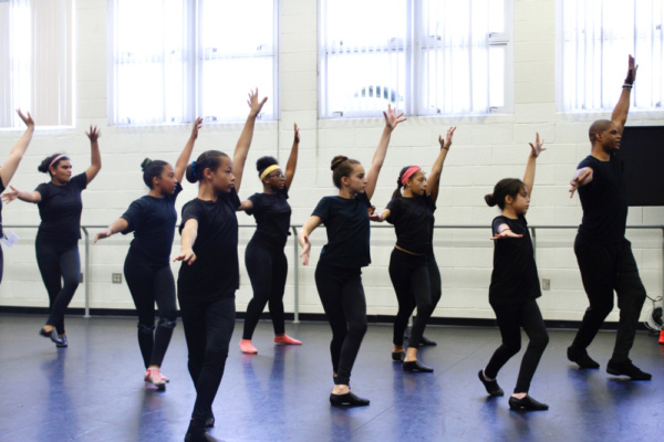 Photo Flash: Miami City Ballet Hosts Summer Dance Camp In Palm Beach County