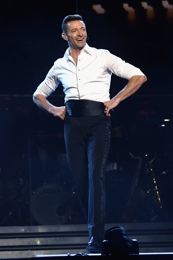 Photo Flash: See the Official Photos from Hugh Jackman's THE MAN. THE MUSIC. THE SHOW.