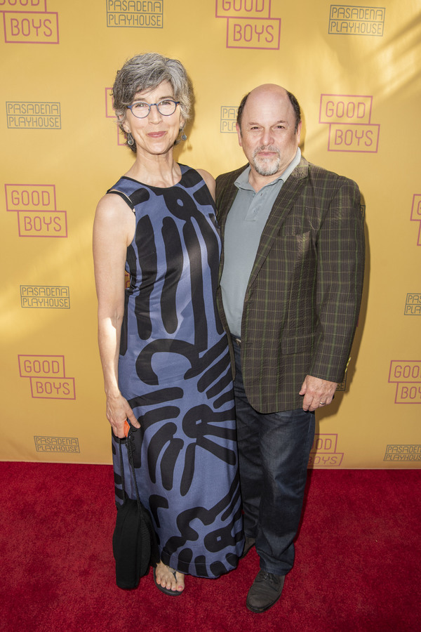 Photo Flash: Cast of Riverdale, Jason Alexander And More Attend Opening Night of GOOD BOYS At Pasadena Playhouse