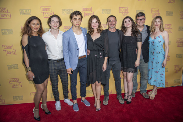 Toks Olagundoye, Dylan Arnold, Ben Ahlers, Betsy Brandt, James Carpinello, Brett Cooper, Roberto Aguirre-Sacasa and Carolyn Cantor