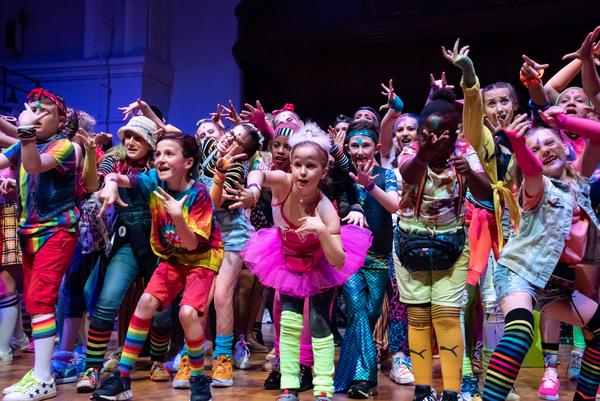 Photo Flash: Ramin Karimloo, Laura Baldwin, Luke Bayer, Max Bowden, Rachel John Join British Theatre Academy For GODSPELL In Concert