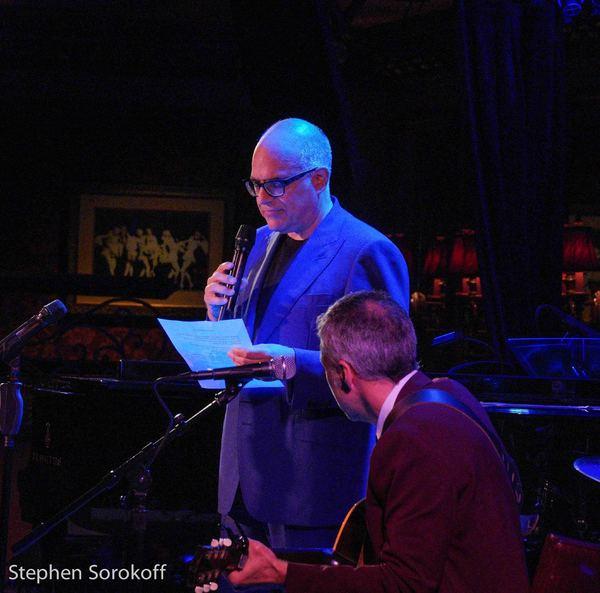 Photo Coverage: David Yazbek Brings His Music To Feinstein's/54 Below