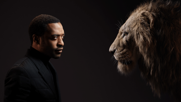 Photo Flash: See the Cast of THE LION KING with Their Characters