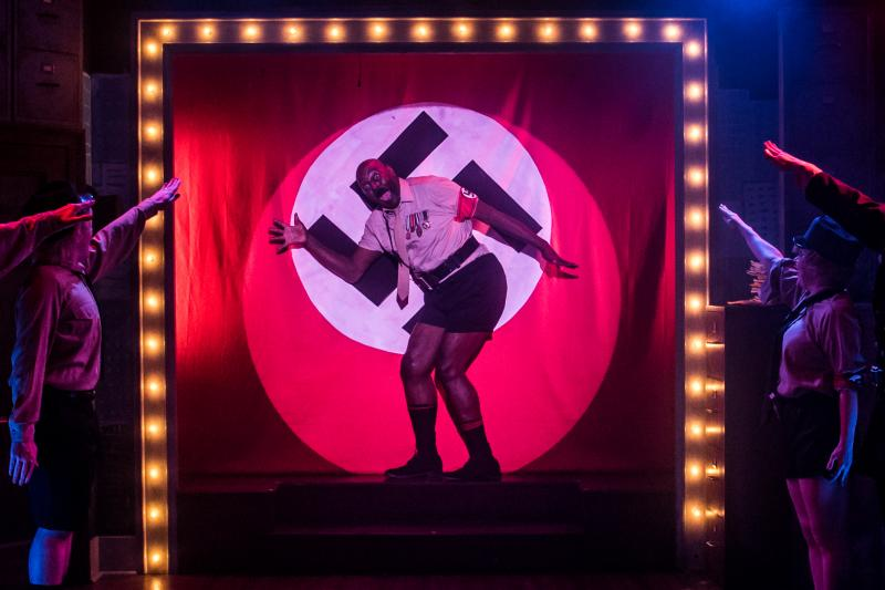 BWW Review: THE PRODUCERS Presents Pandemonium, Puns and Performance At Its Best at The Lex Theatre
