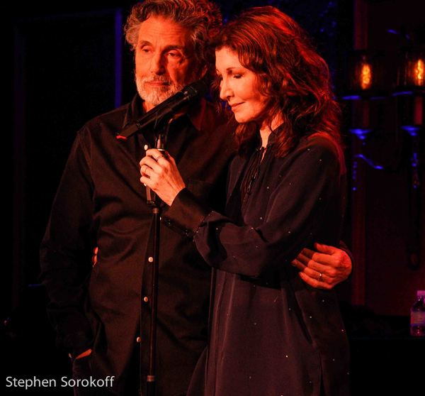 Chris Sarandon & Joanna Gleason