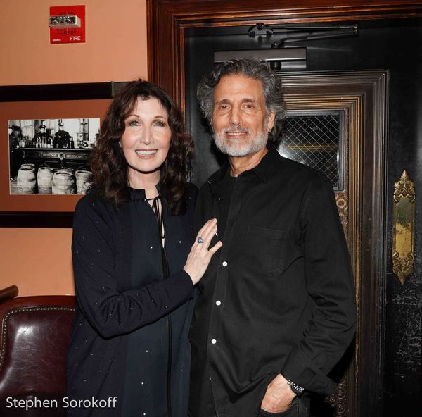 Joanna Gleason & Chris Sarandon