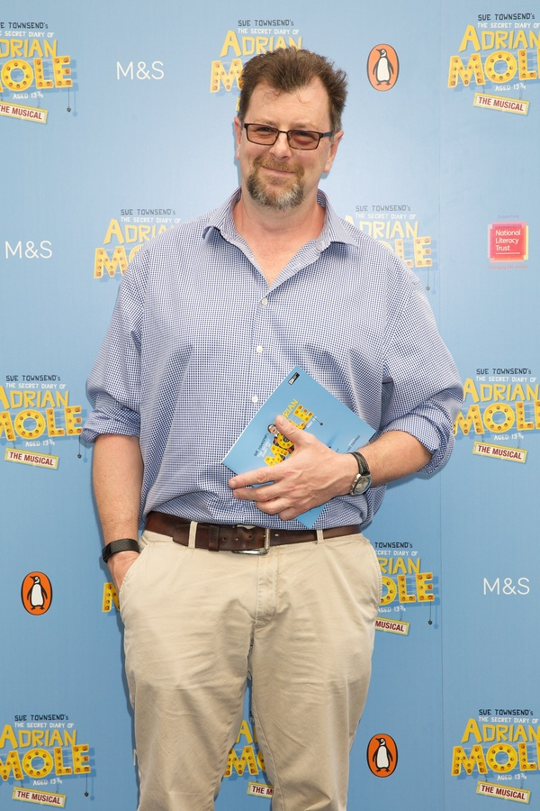 Photo Flash: THE SECRET DIARY OF ADRIAN MOLE AGED 13¾ - THE MUSICAL Opens in the West End