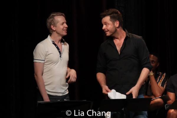 David Turner and Nick Mayo