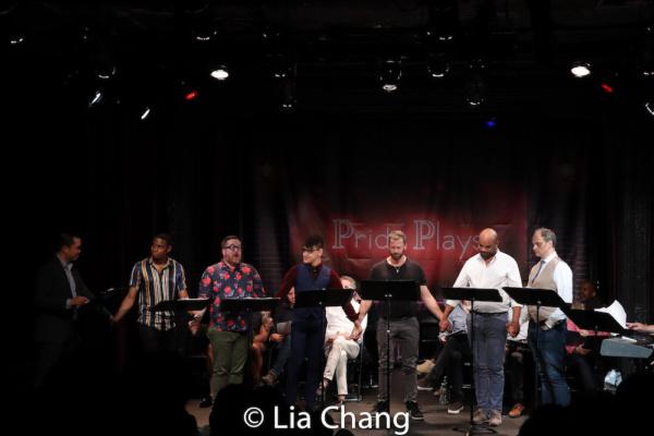 Jose Llana, Jordan E. Cooper, Michael Cyril Creighton, Sam Gonzalez, Ken Barnett, David Ryan Smith, Michael Mastro