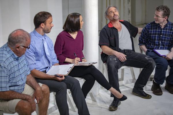 David Lambert, Joseph Thanner, Megan Bussiere, ML Josepher, Pat Swearingen