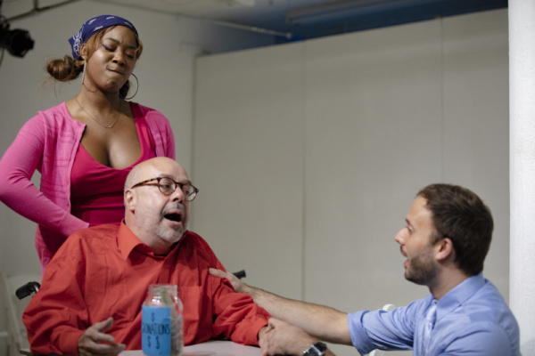 Photo Flash: A Look At TALK TO ME, A New Play About Aphasia