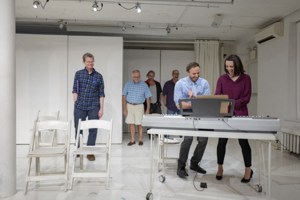 Photos: A Look At TALK TO ME, A New Play About Aphasia